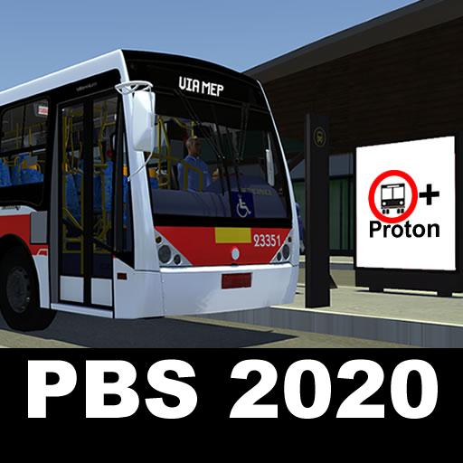 宇通巴士模拟2020
