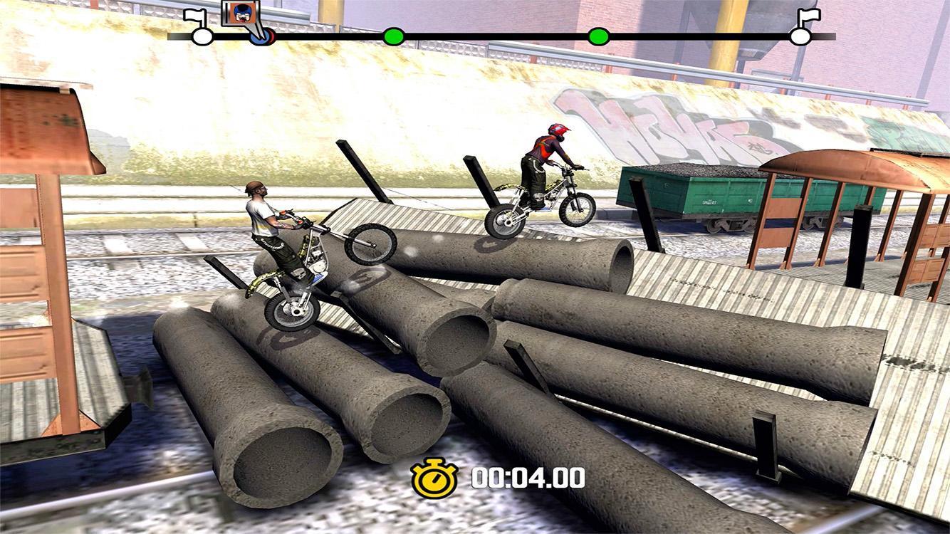 极限摩托4修改版