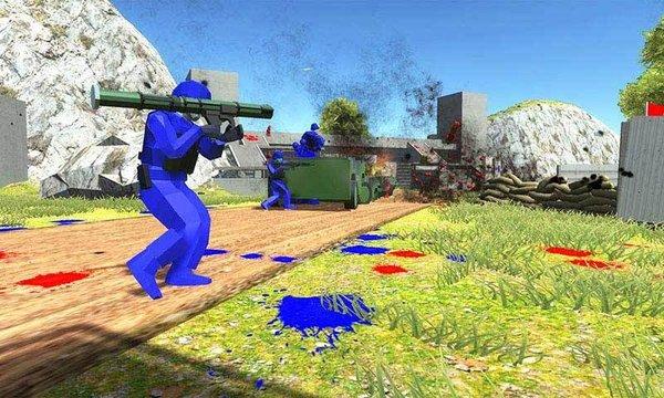 战地模拟器联机版是一款真实好玩的模拟射击手游