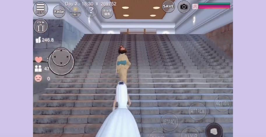 櫻花校園模擬器十八漢化2020