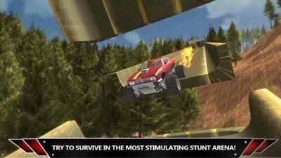 速度疯狂赛车游戏