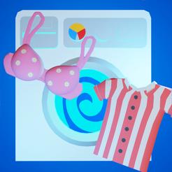 3D洗衣日