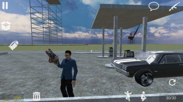 开放世界沙盒模拟器2破解版无限金币