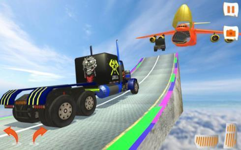 霓虹道卡車