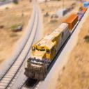 巨型火車模擬器3D