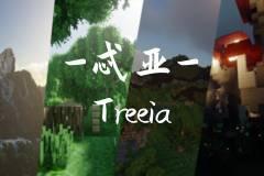 我的世界地形地图忒亚Treeia