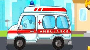 手机版模拟驾驶救护车的游戏合集