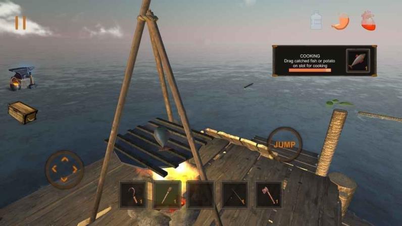 木筏生存2