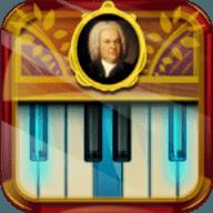 钢琴课巴赫