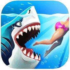 饥饿鲨世界灾难鲨无限珍珠