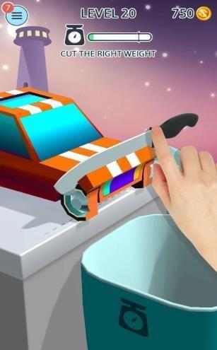 超級切片3D游戲