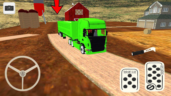 丰收运输模拟器