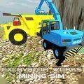 矿产模拟器