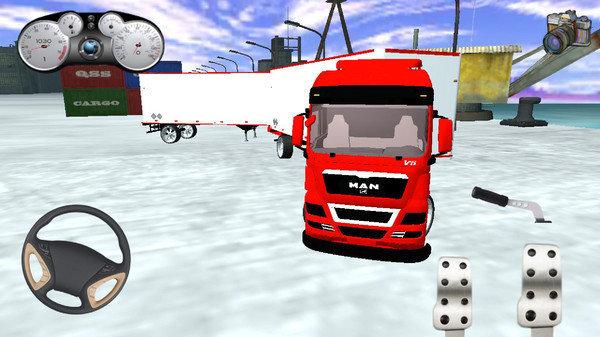 大挂车模拟驾驶3D