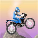 摩托骑士特技