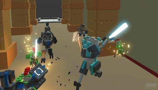 机器人大乱斗