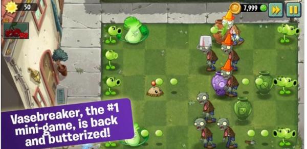 pvz2国际版是一款更新速度快、可以直接体验最新植物的植物大战僵尸游戏,