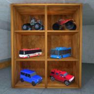 遥控玩具车模拟