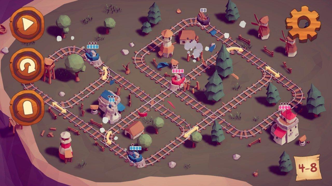 铁路城堡破解版