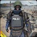 美国警察驾驶模拟器