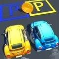 画线停车3D