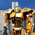 钢铁机器人英雄破解版