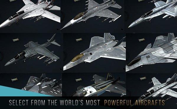 现代战机破解版截图