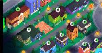 点亮城市游戏
