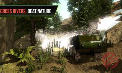 卡车越野模拟4破解版截图