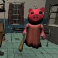 恐怖小猪逃生