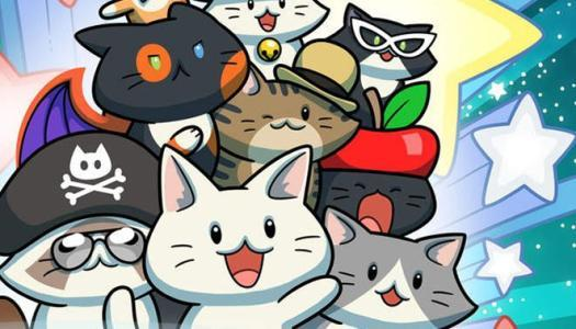 可爱的猫咪游戏大全