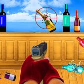 瓶子射击大师游戏3D