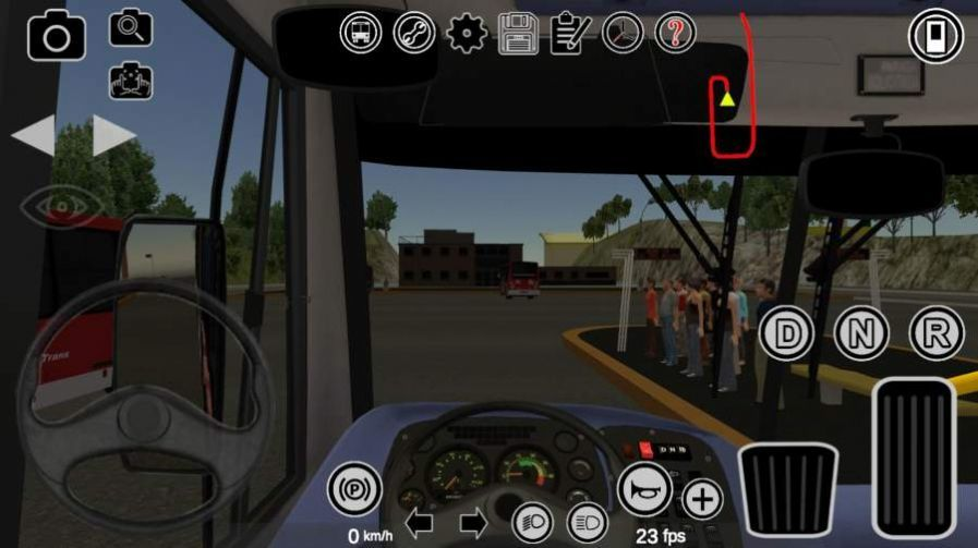 公交驾驶模拟器