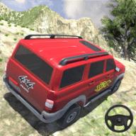 豪华越野普拉多驾驶模拟器2020