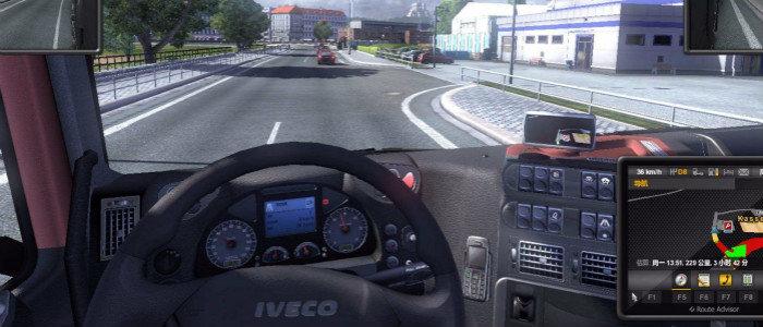 模拟驾驶手机游戏
