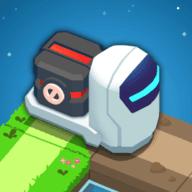 外星建设机器人