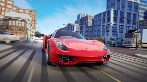 加速驾驶模拟器2020截图