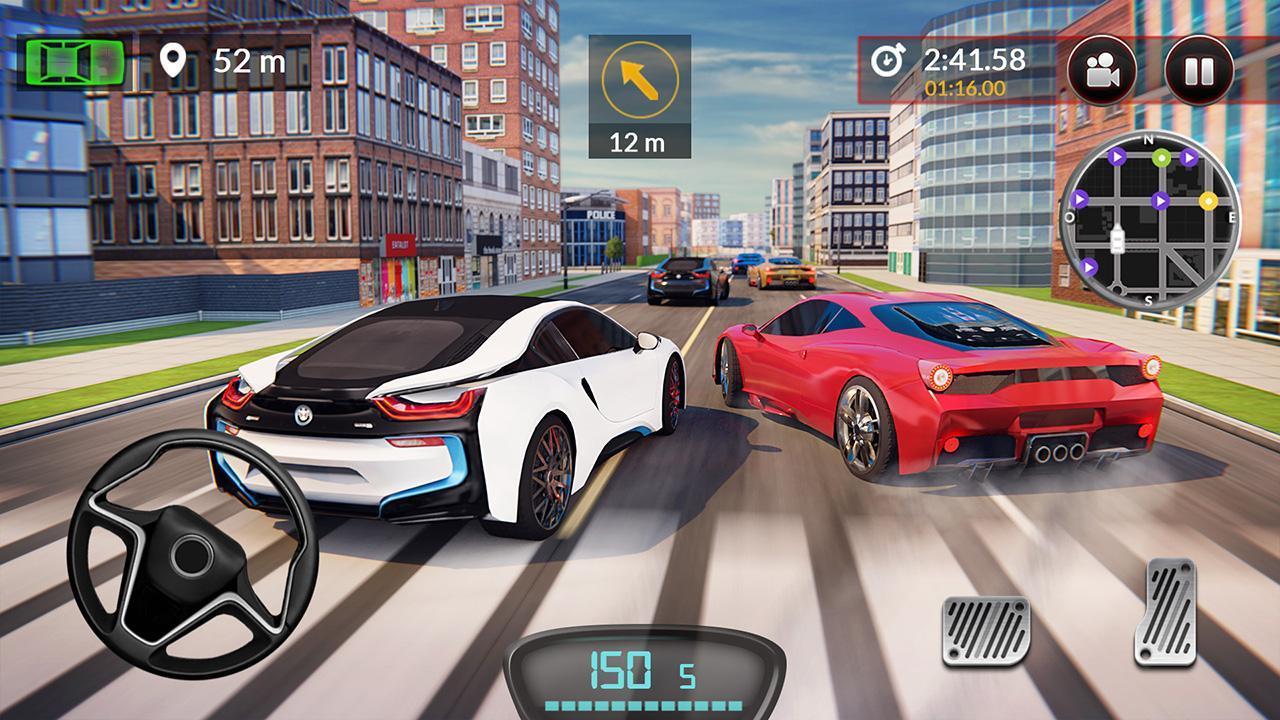 加速驾驶模拟器2020