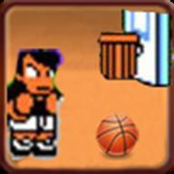 热血篮球nes中文版