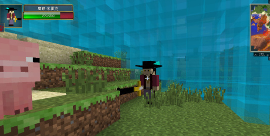 我的世界海贼王mod手机版是一款新增的mod