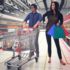 我的超市購物模擬器