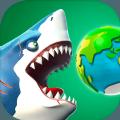 饥饿鲨世界破解版无限钻石和金币珍珠