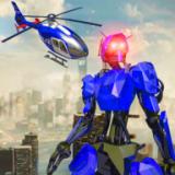 警察战争机器人