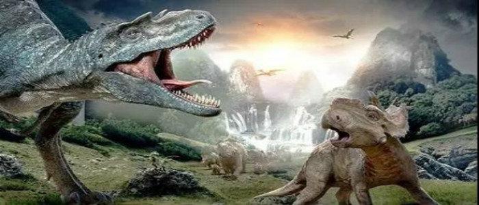 关于恐龙的游戏