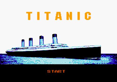 泰坦尼克汉化版
