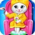 凯蒂猫梦幻水疗沙龙