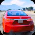 豐田汽車模擬駕駛