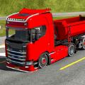 欧洲卡车停车驾驶模拟器