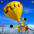 喷气气球飞行出租车