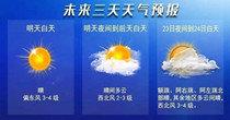 天气预报查询软件